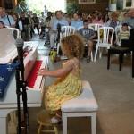 Mila Rosenthal-Vincenti, age 5