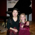 Sarah Gustafson and Yiyi