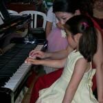 Sofia Stacchiola, age 5