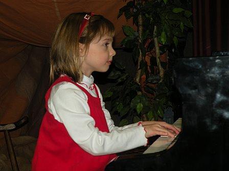 Arianna McMorris, age 6