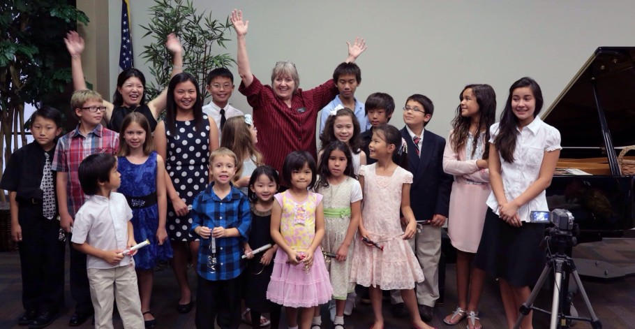 Inland Valley Symphony Library Recital Series Children's Corner