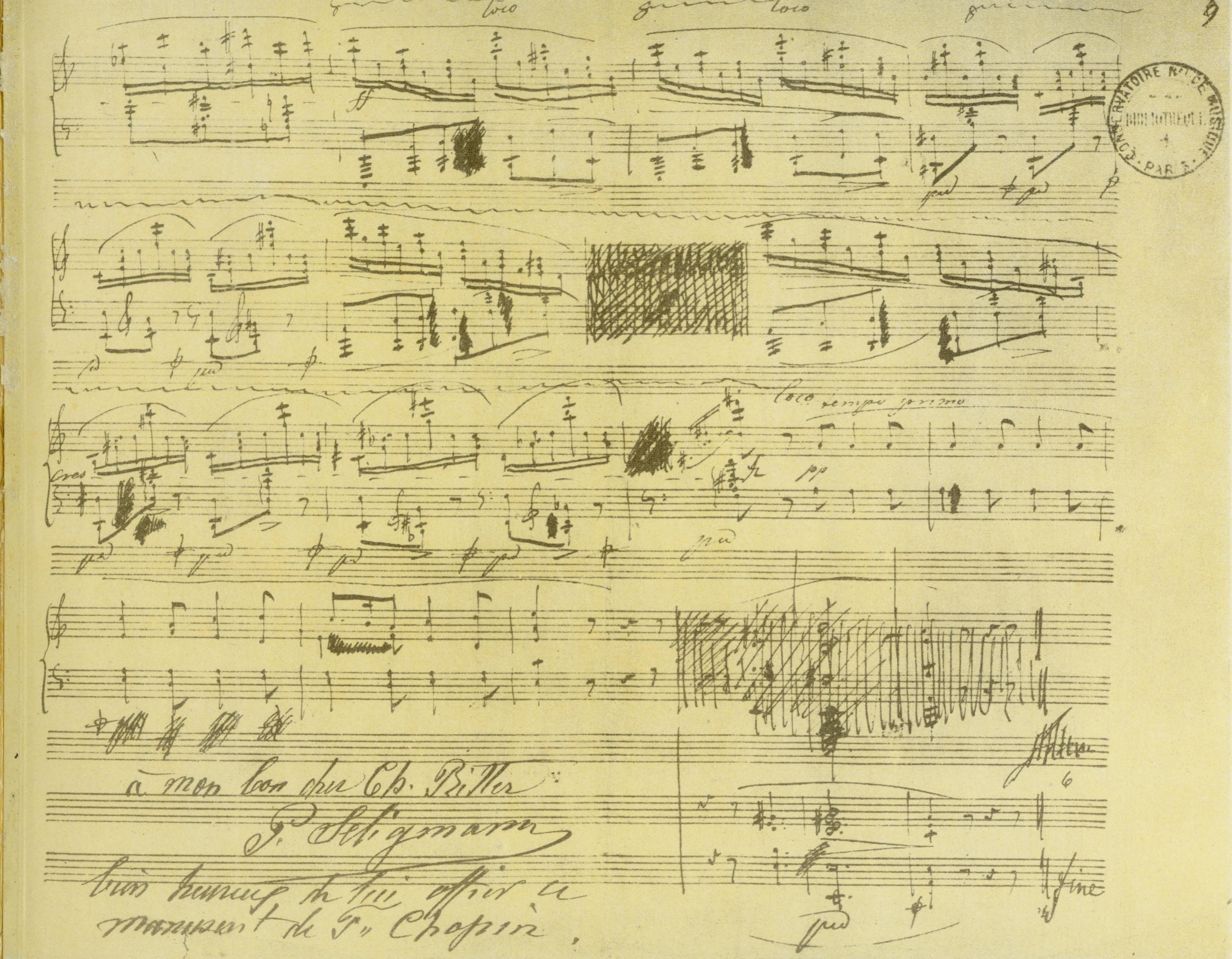 Chopin_manuscr